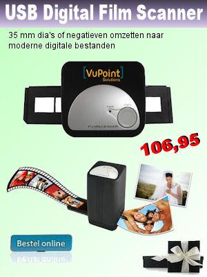 USB Digital Filmscanner