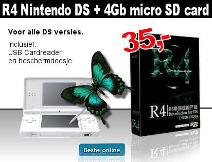 R4 Nintendo
