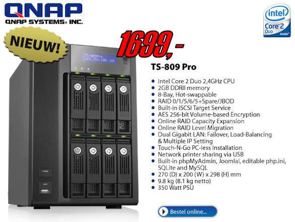 QNAP Server