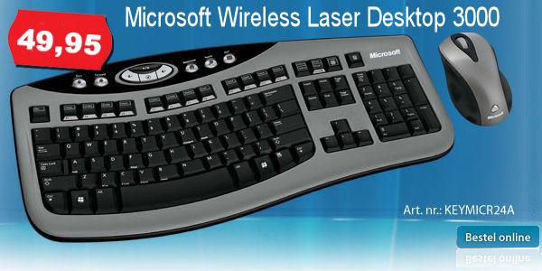Laser Desktop 3000