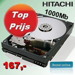 Harddisk Hitachi 1 Terrabyte